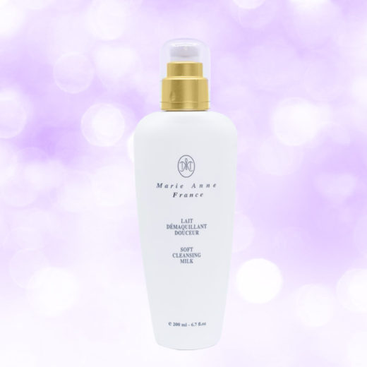 Soft cleansing milk - Marie Anne France