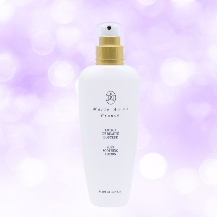 Soft soothing lotion - Marie Anne France