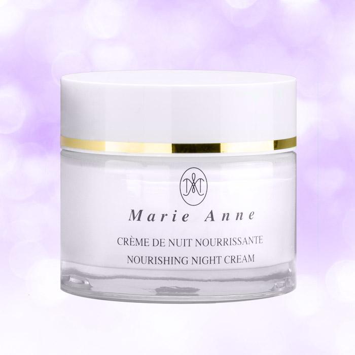 Crème de Nuit Nourrissante - Marie Anne France