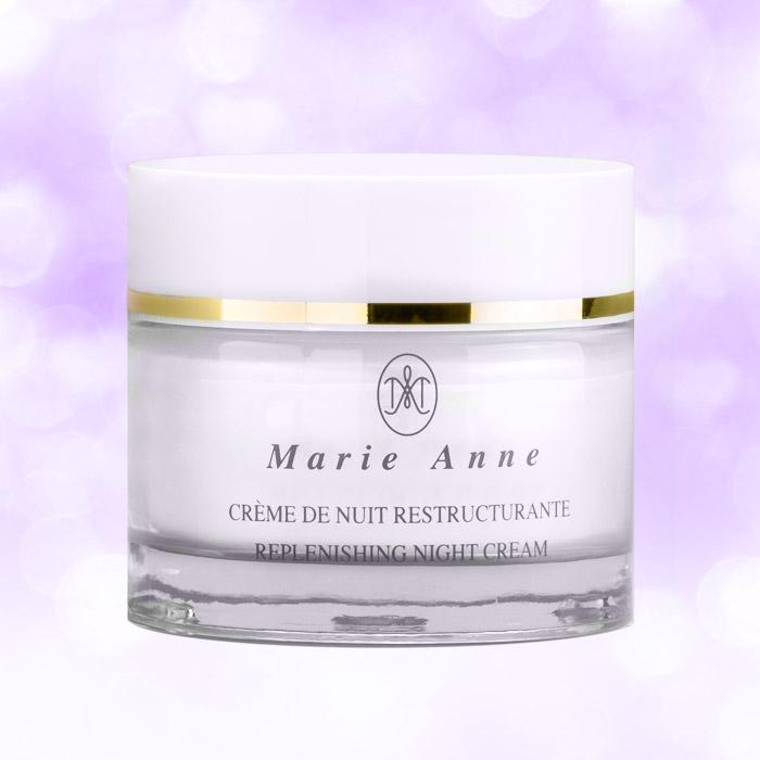 Crème de Nuit Restructurante - Marie Anne France