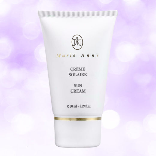 Crème Solaire Protection Intense – SPF 40 - Marie Anne France